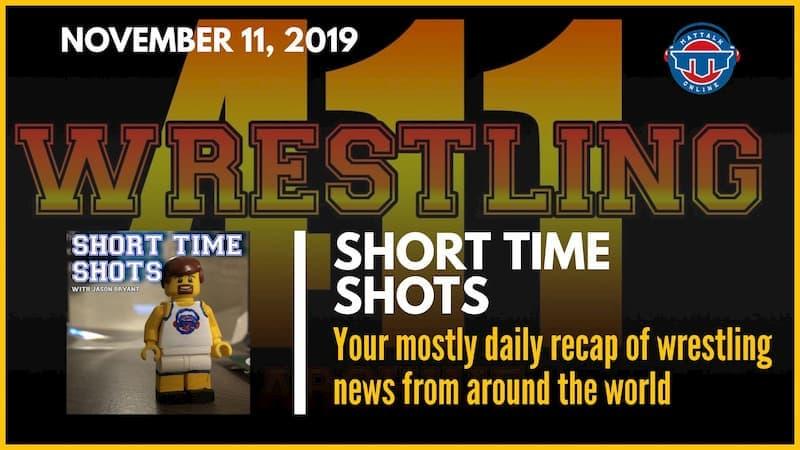 Short Time Shots: 11-11-19