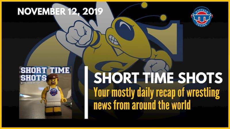 Short Time Shots: 11-12-19