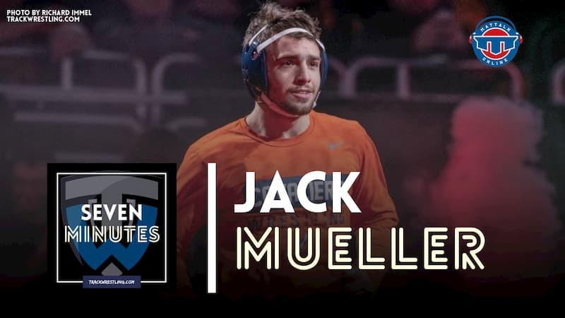 Seven Minutes with Virginia's Jack Mueller