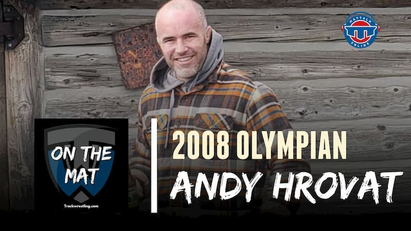 2008 Olympian Andy Hrovat's unique perspective on Russian wrestling – OTM593