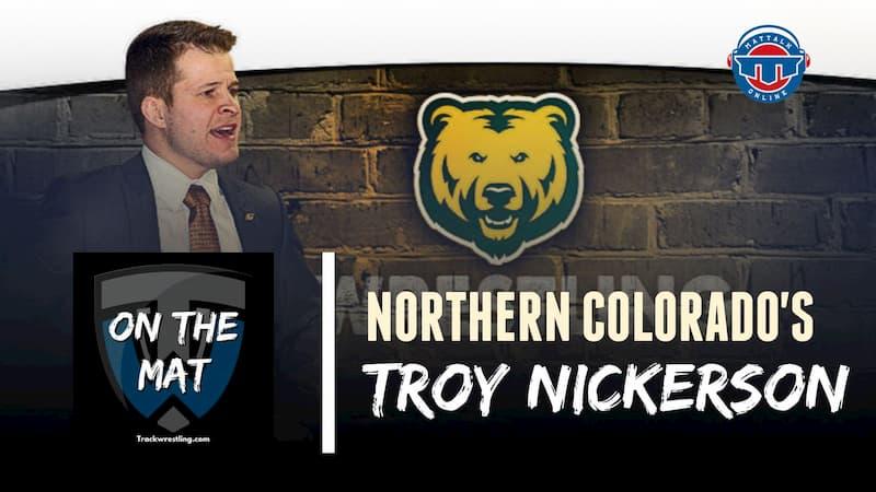 Northern Colorado head coach Troy Nickerson – OTM594