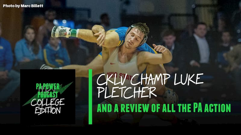 The College Podcast Recaps CKLV and Talks With Champion Luke Pletcher