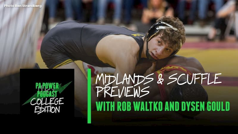 The College Podcast Previews The Midlands and Southern Scuffle
