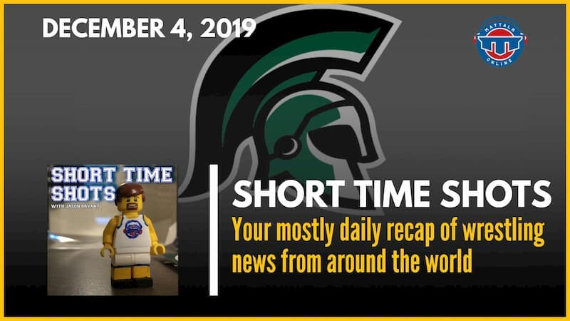 Short Time Shots: Mount Olive wins battle of first-year squads (12-4-19)