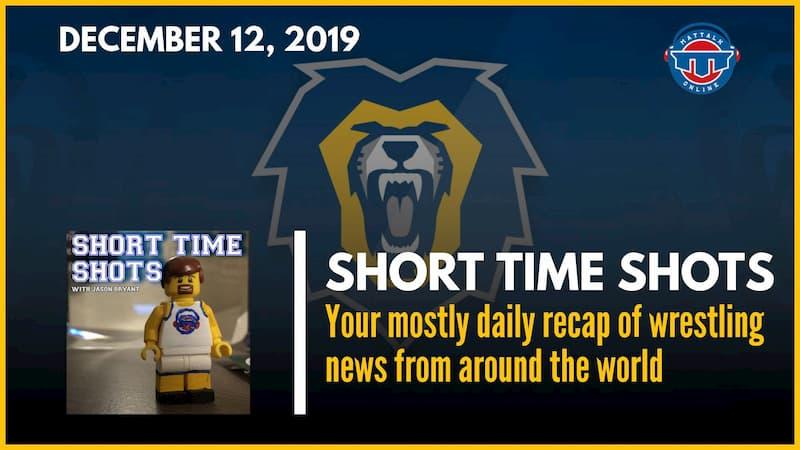 Short Time Shots: Vanguard waits 39 years between dual wins (12-12-19)