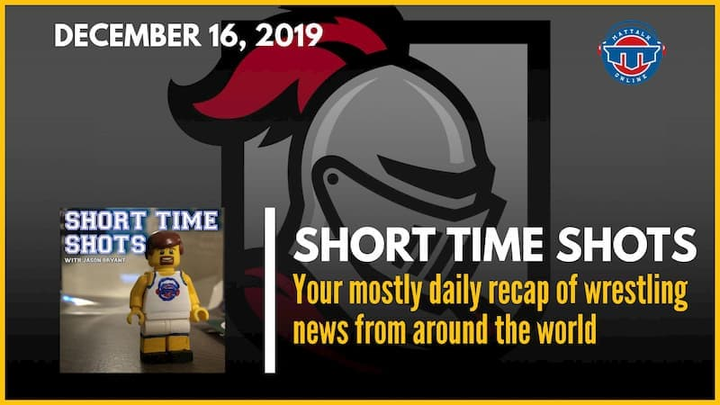 Short Time Shots: Thanks Melissa! (12-16-19)