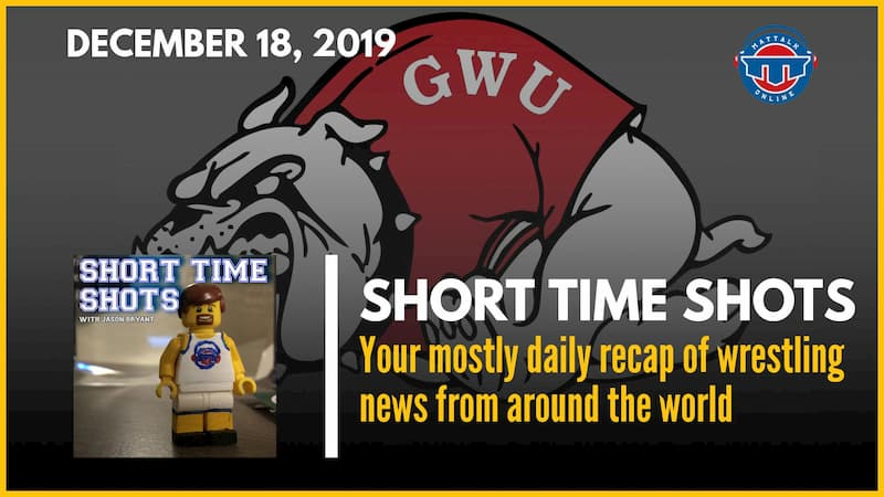 Short Time Shots: Runnin' down a win (12-18-19)