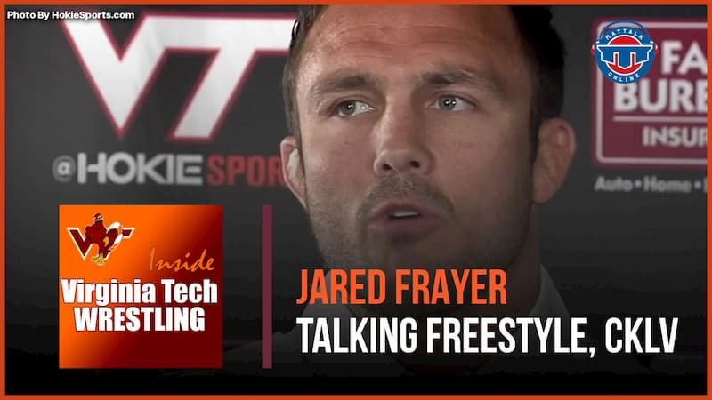 Jared Frayer coaching up the Hokies to chase their Olympic dreams – VT92