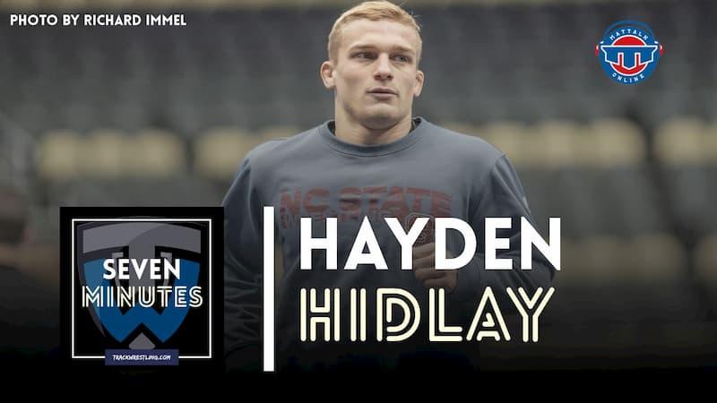 Seven Minutes with NC State's Hayden Hidlay