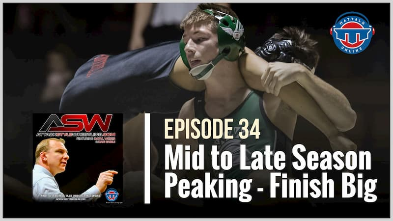 Mid to Late Season Peaking: Finish Big – ASW34