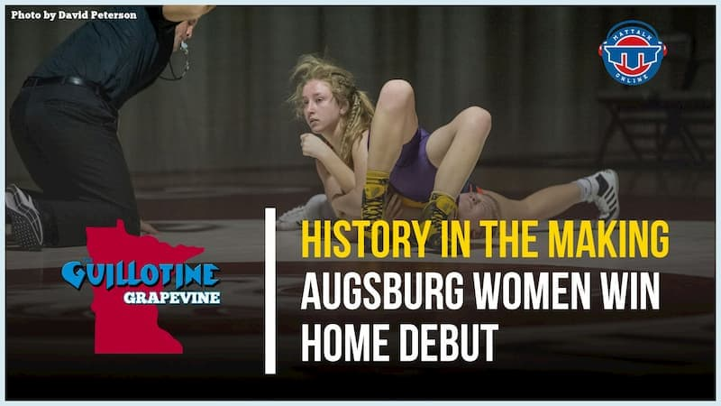 The future is here: Augsburg women win home debut