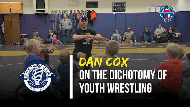 A different look at youth wrestling with Barnesville's Dan Cox