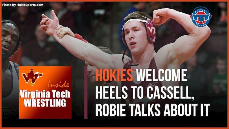 ACC showdown set for Friday as Hokies welcome Tar Heels – VT93