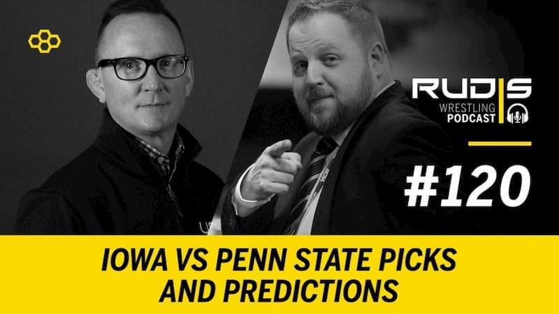 The RUDIS Podcast #120: Iowa vs Penn State Picks and Predictions