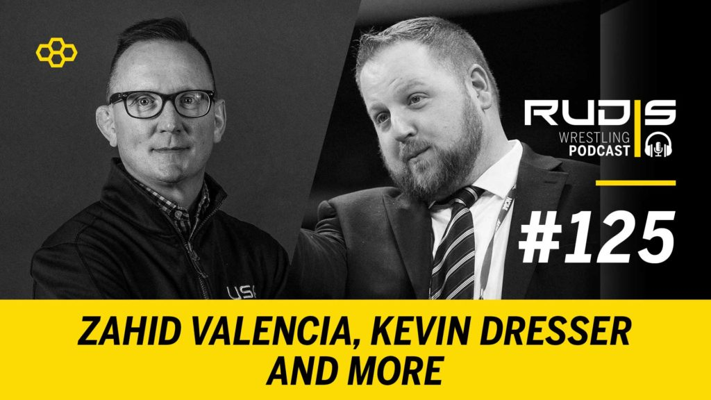 The RUDIS Podcast #125: Zahid Valencia, Kevin Dresser and More
