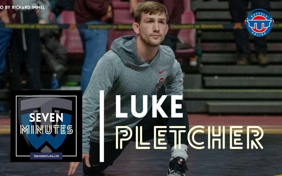 Seven Minutes with Ohio State's Luke Pletcher