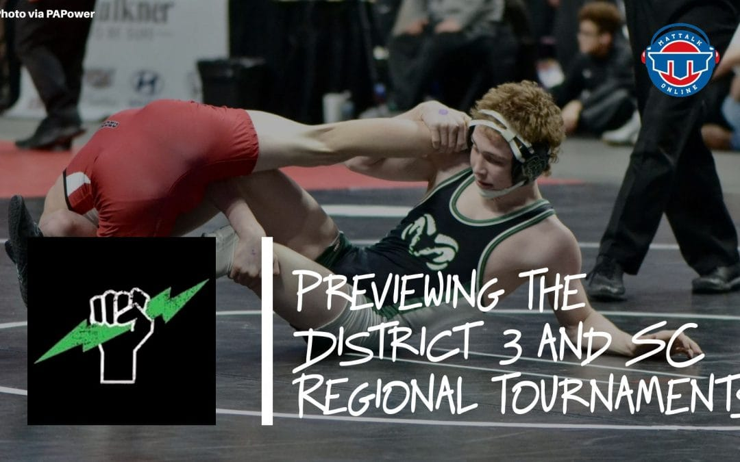 Previewing The District 3 and SC Regional Tournaments This Weekend
