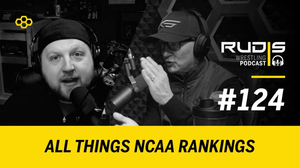 The RUDIS Podcast #124: All things NCAA rankings