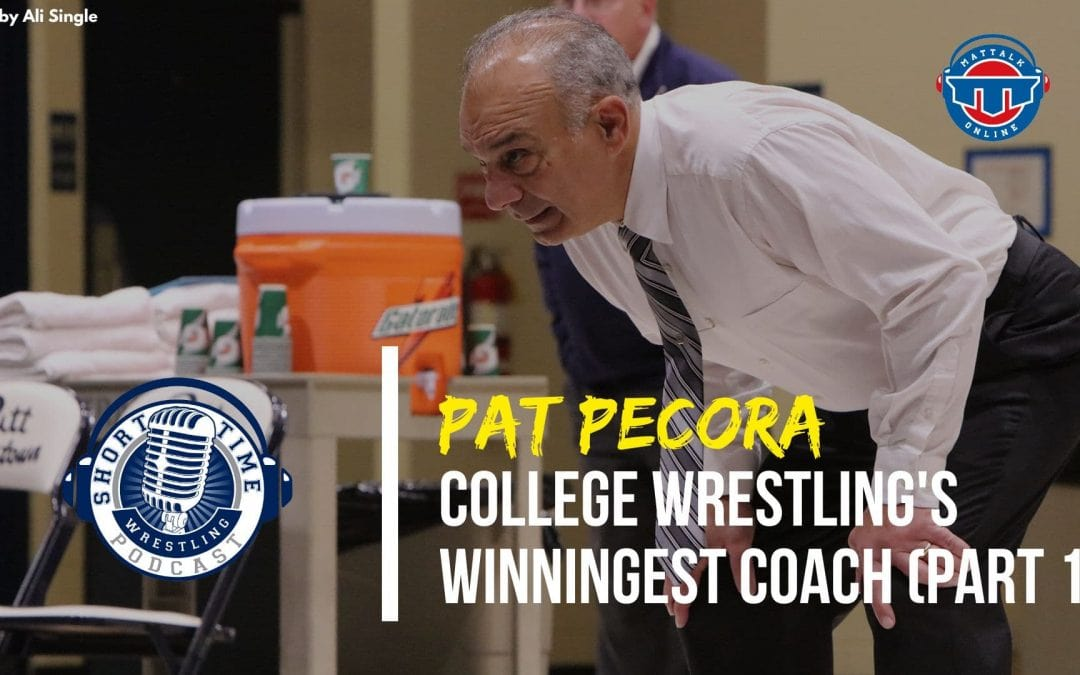 The story behind college wrestling's winningest coach, Pat Pecora (Part 1)
