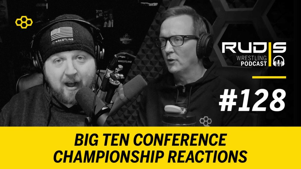 The RUDIS Podcast #128: Big Ten Conference Championship Reactions