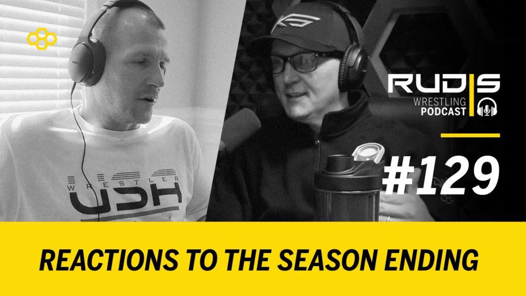 The RUDIS Podcast #129: Season-ending reactions with Cary Kolat