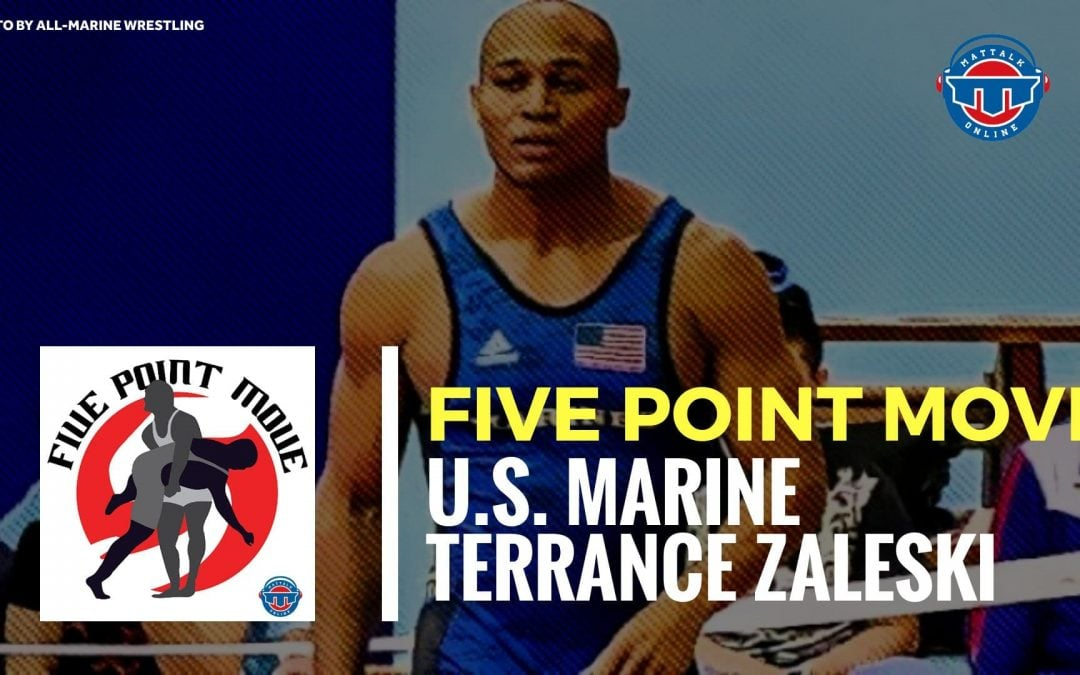5PM34: Back on the mat with Terrence Zaleski