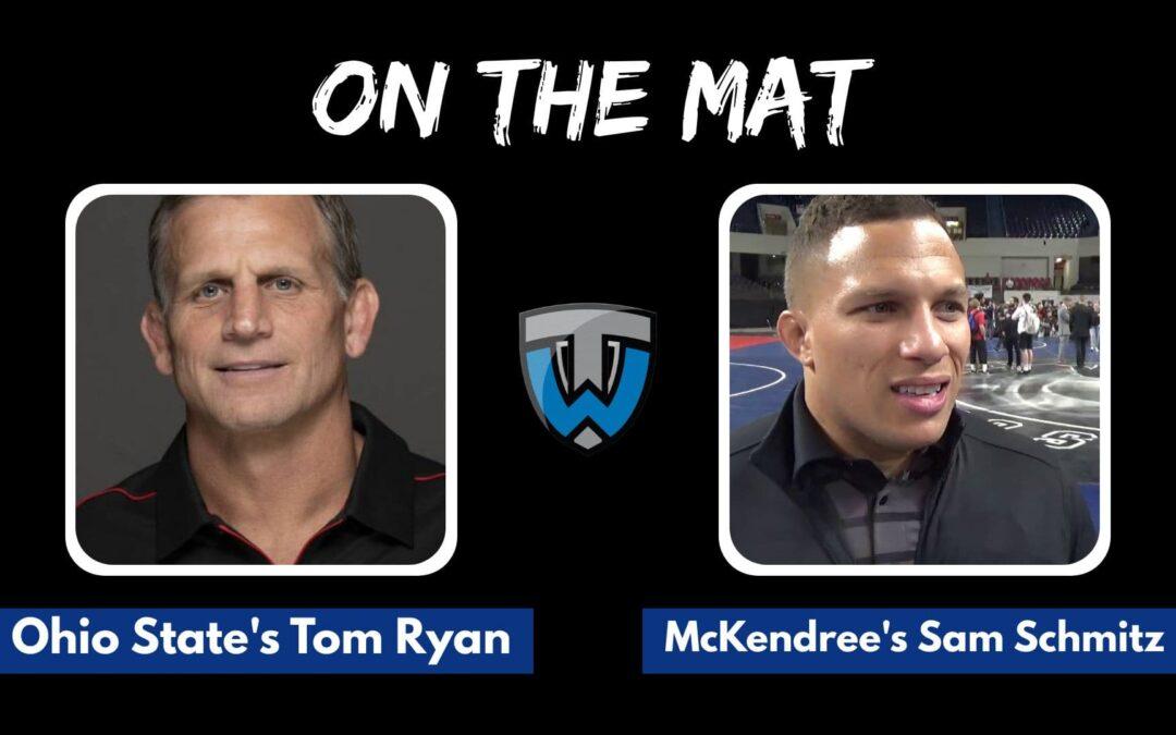 Ohio State's Tom Ryan and McKendree's Sam Schmitz – OTM605