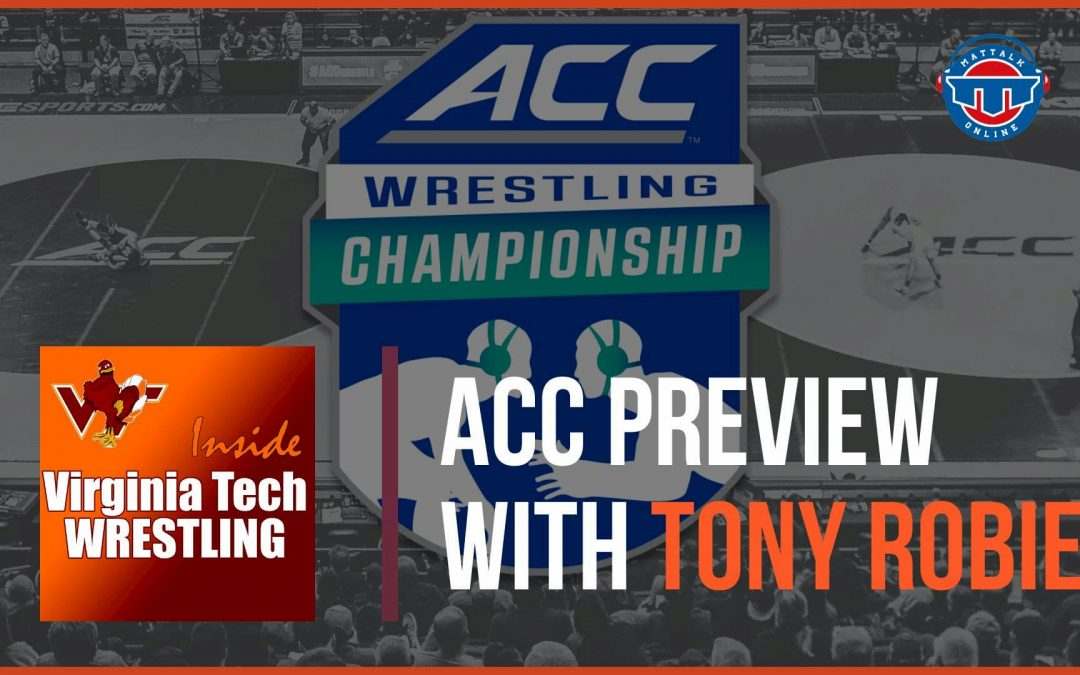 Tony Robie looks at Virginia Tech's position at the ACC Tournament – VT95