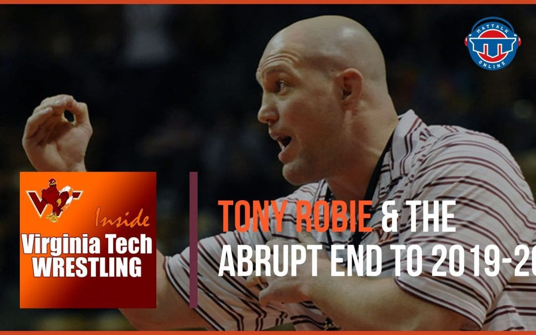 Coach Tony Robie and the end of the season – VT96