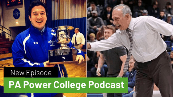 The College Podcast Hosts Dual Guests with Steve Borja and Pat Pecora