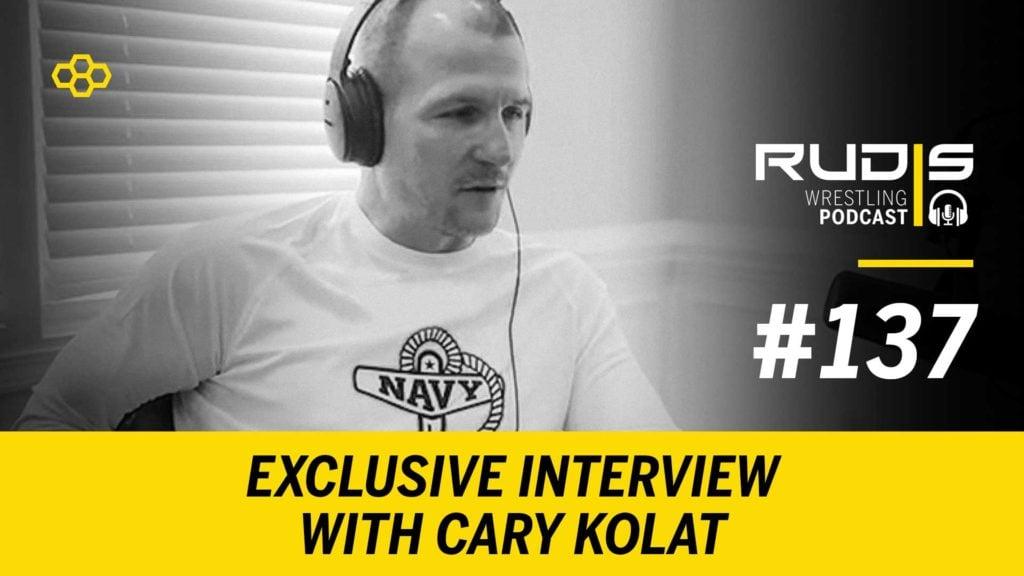 The RUDIS Podcast #137: New Navy head coach Cary Kolat