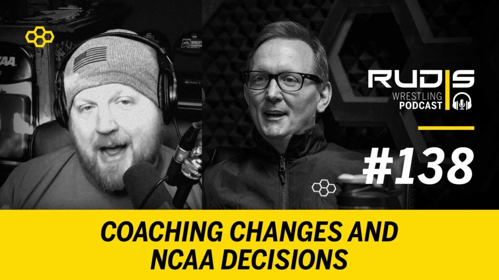 The RUDIS Podcast #138: Coaching Changes and NCAA Decisions