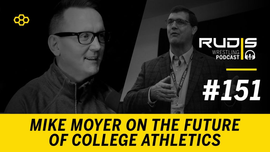 The RUDIS Podcast #151: Mike Moyer on the Future of College Athletics