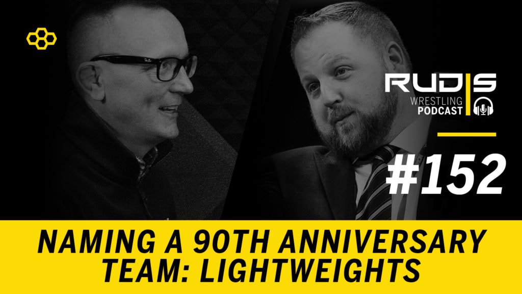 The RUDIS Podcast #152: Naming a 90th Anniversary Team – Lightweights
