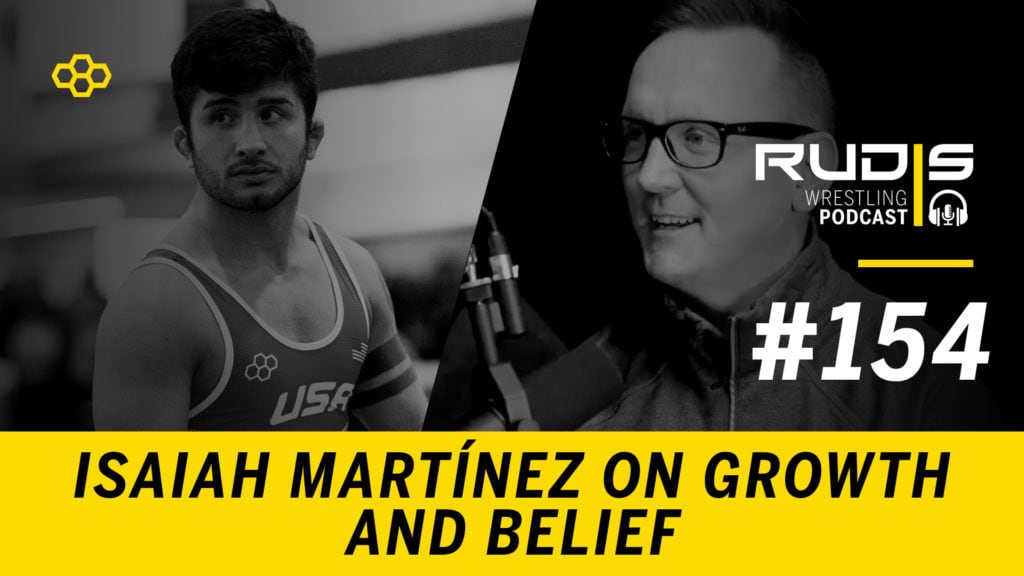 The RUDIS Podcast #154: Isaiah Martínez on Growth and Belief