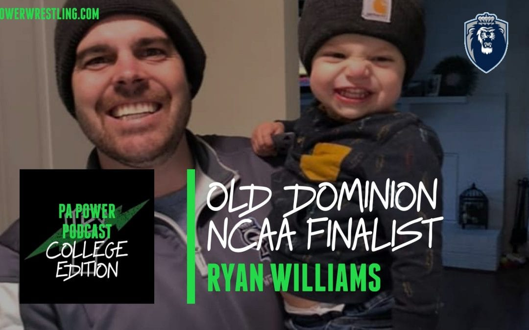 ODU National Finalist and PA Native Ryan Williams Talks Program Being Dropped