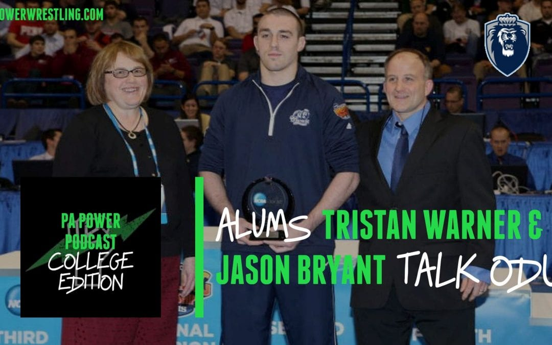 Old Dominion alums Jason Bryant and Tristan Warner Discuss Dropping of Wrestling