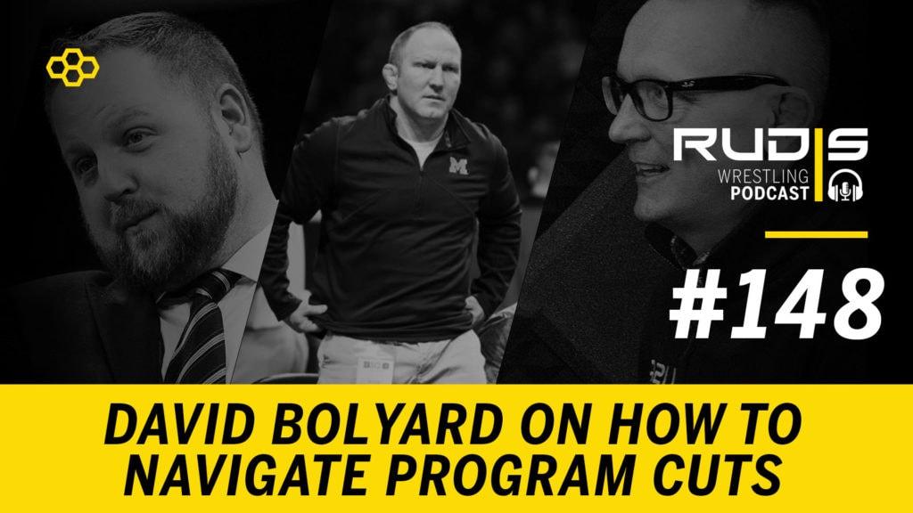 The RUDIS Podcast #148: Coach Bolyard on Program Cuts