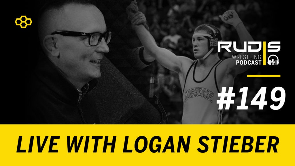 The RUDIS Podcast #149: LIVE with Logan Stieber