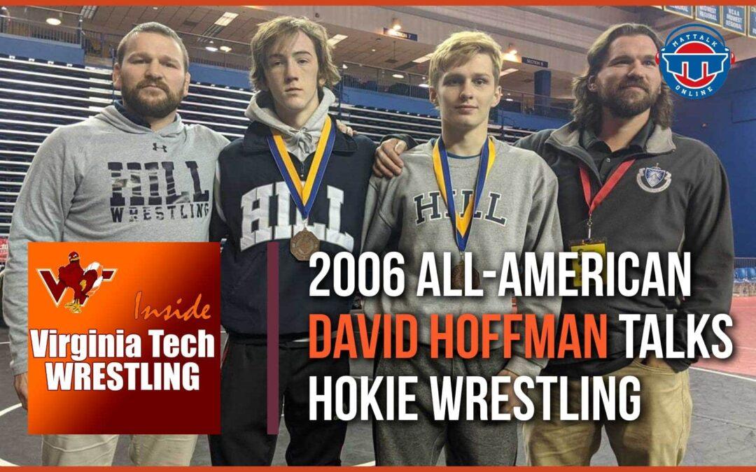 2006 All-American David Hoffman breaks down his Hokie wrestling highlights – VT97