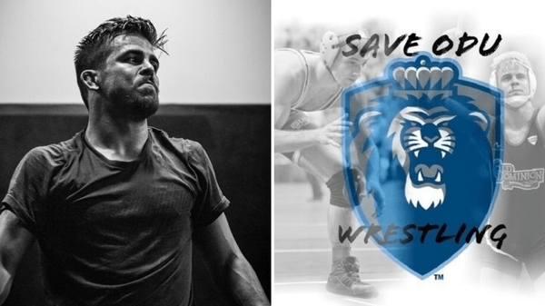 2x All-American Chris Mecate Talks Saving Old Dominion Wrestling