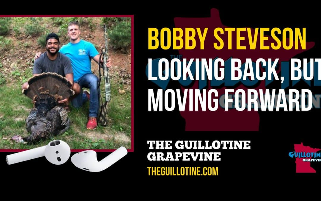 Gopher graduate Bobby Steveson talking life, wrestling and what's next – GG67
