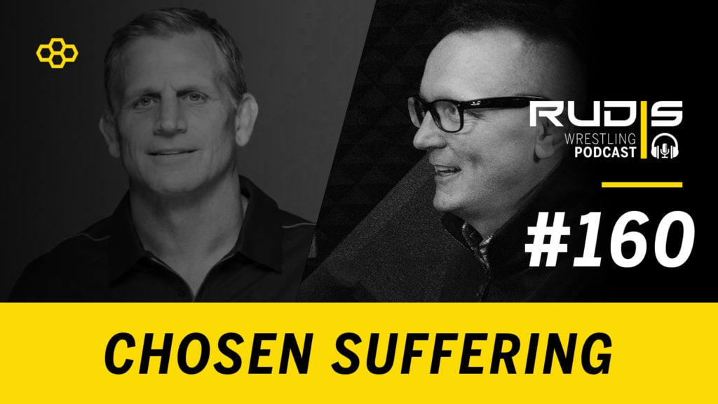 The RUDIS Podcast #160: Exclusive Interview with Tom Ryan – Chosen Suffering