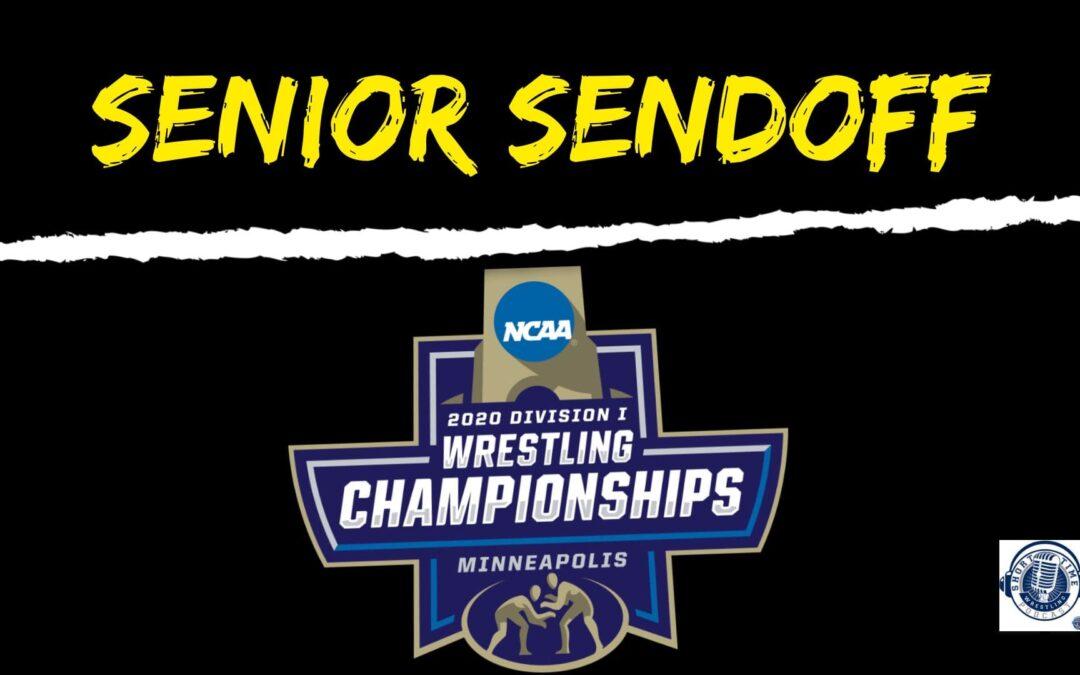 Senior Sendoff: NCAA Division I Championship Seniors