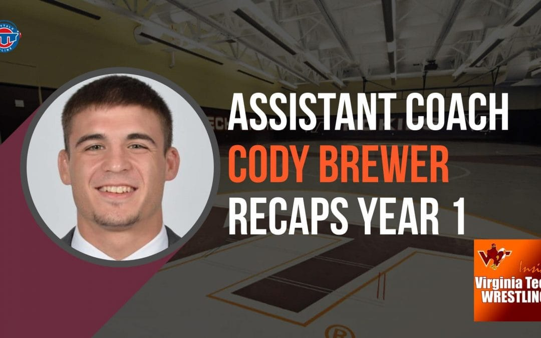 Cody Brewer breaks down his first year in Blacksburg – VT98