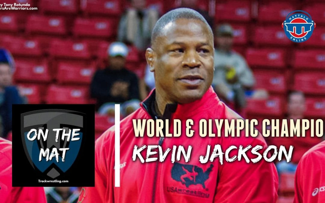 World and Olympic champion Kevin Jackson and the discussion of race