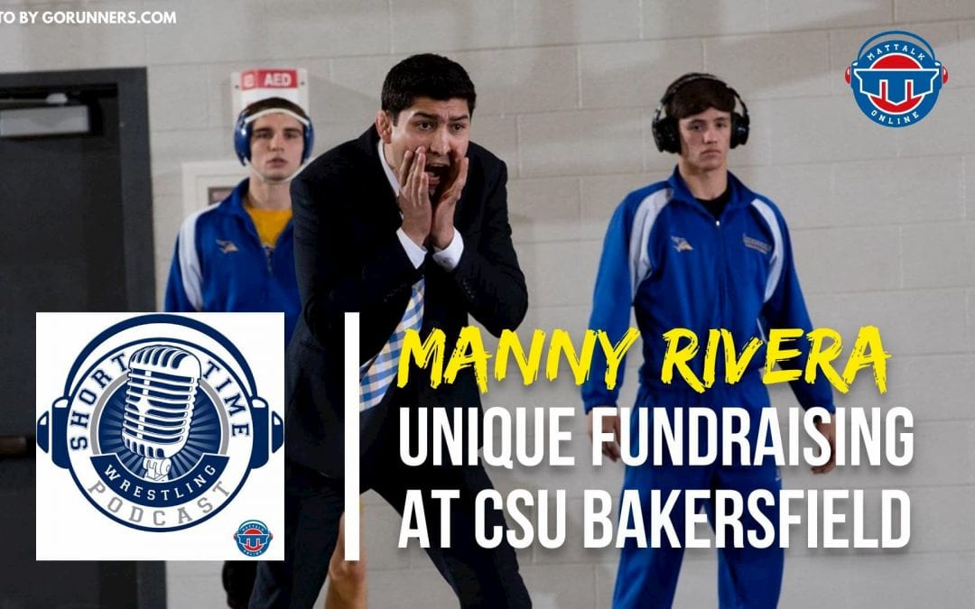 Ride in Style with CSU Bakersfield head coach Manny Rivera