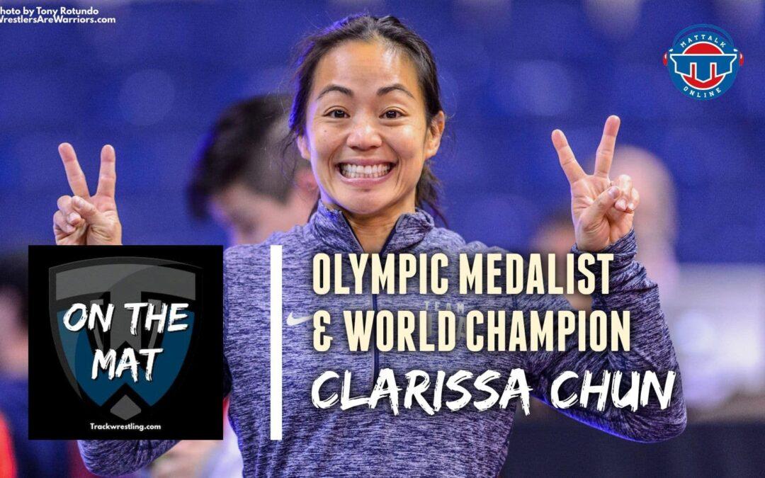 World champion and Olympic bronze medalist Clarissa Chun – OTM608