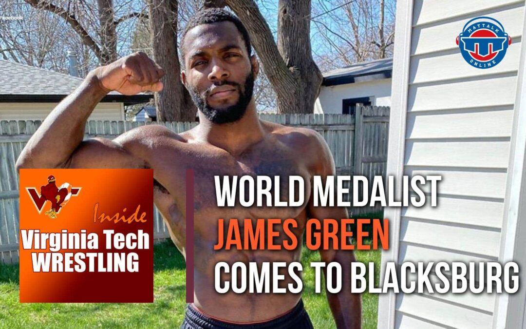 Introducing James Green – VT99