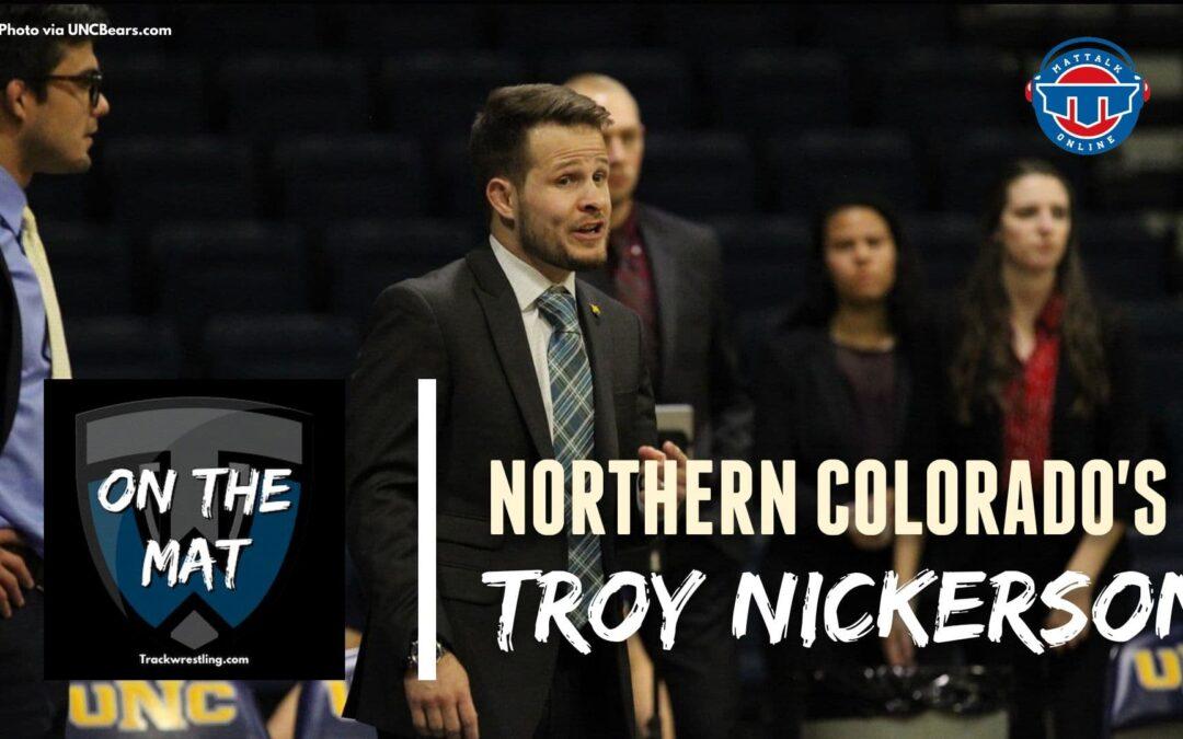 Northern Colorado head coach Troy Nickerson – OTM614